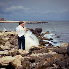 Wedding photographer Anton Gridin (M-edve-D). Photo of 08.11.2013