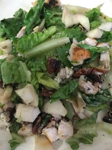 June's Take on Wendy's Apple Pecan Chicken Salad