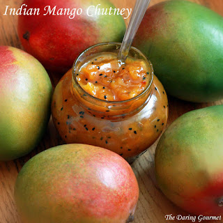 Indian Mango Chutney.