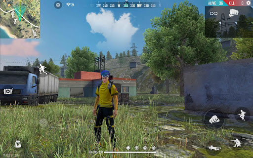 Garena Free Fire: 3volution filehippodl screenshot 12