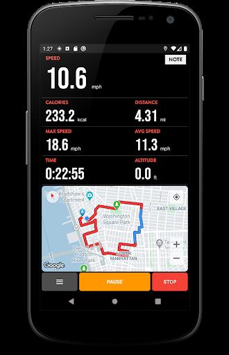 Cycling Diary - Bike Tracker screenshot 7