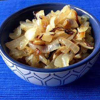 Caramelized Onions.