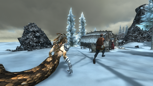 Gorgon Simulator 3D