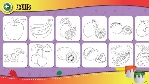 Kids Coloring Book : Coloring Fun 1.0.0.6 screenshots 3