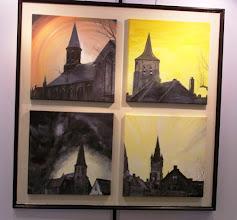 Photo: Alidor De Volder, Vier kerken