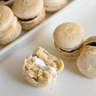 S'more Macaron