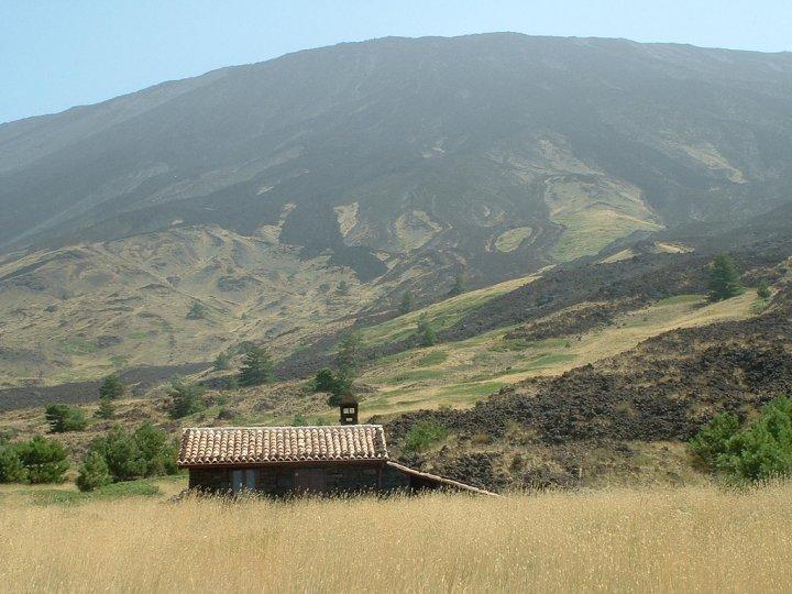 Il silenzio dell'Etna... di Lapin-Kulta