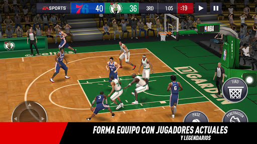 NBA LIVE Mobile Baloncesto  trampa 2