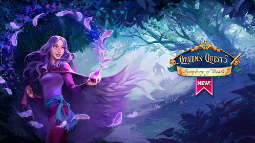 Queen's Quest 5: Symphony of Death Mod