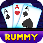 Rummy - Gin Rummy free unlimited games Icon