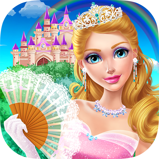 Sweet Magic Princess Royal Spa 模擬 App LOGO-硬是要APP