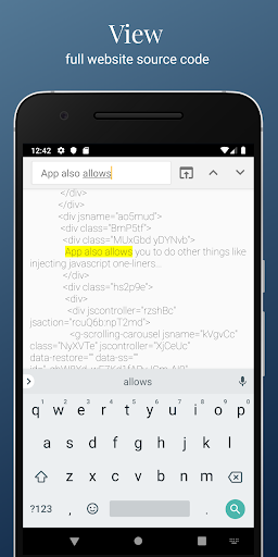 HTML/CSS Website Inspector screenshot 4