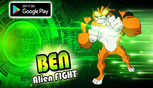ud83dudc7dBen Hero Kid - Aliens Fight Arena 1.0 screenshots 3