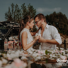 Wedding photographer Robert Podwyszyński (podwyszyski). Photo of 25.01.2018