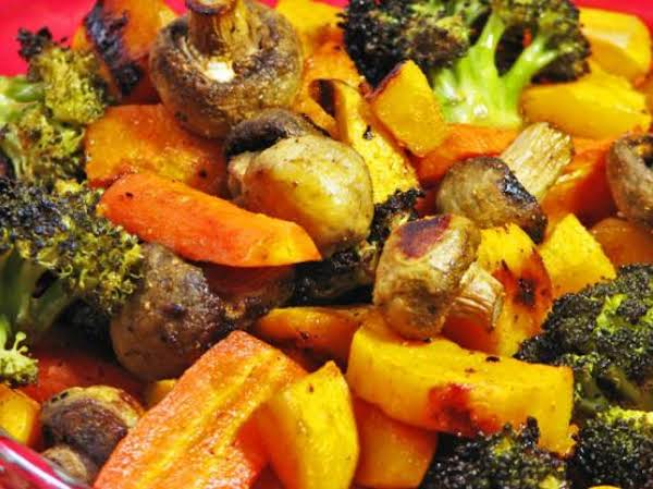 Northern Italian Vegetable Medley