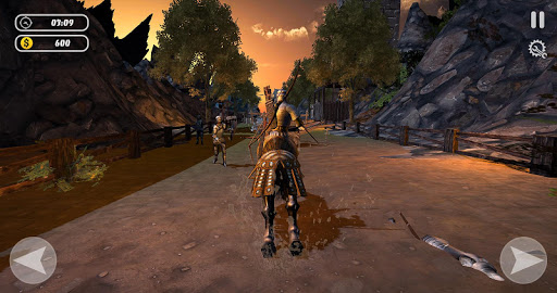 Archery King Horse Riding Game - Archery Battle screenshots 3