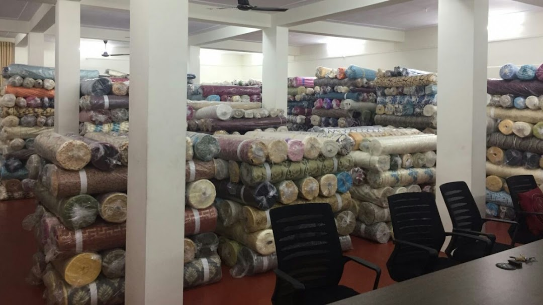 Rassa Traders - The Home decor shop - Curtain wholesaler and