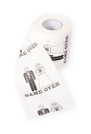 Toalettpapper, game over