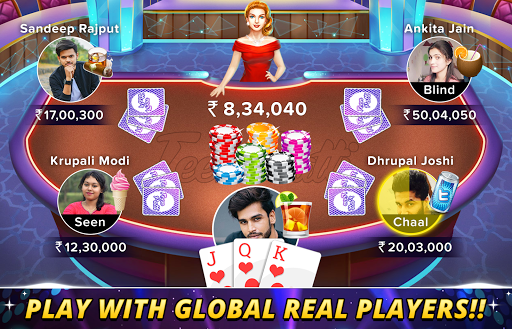 Classic Teen Patti -3Patti android2mod screenshots 1