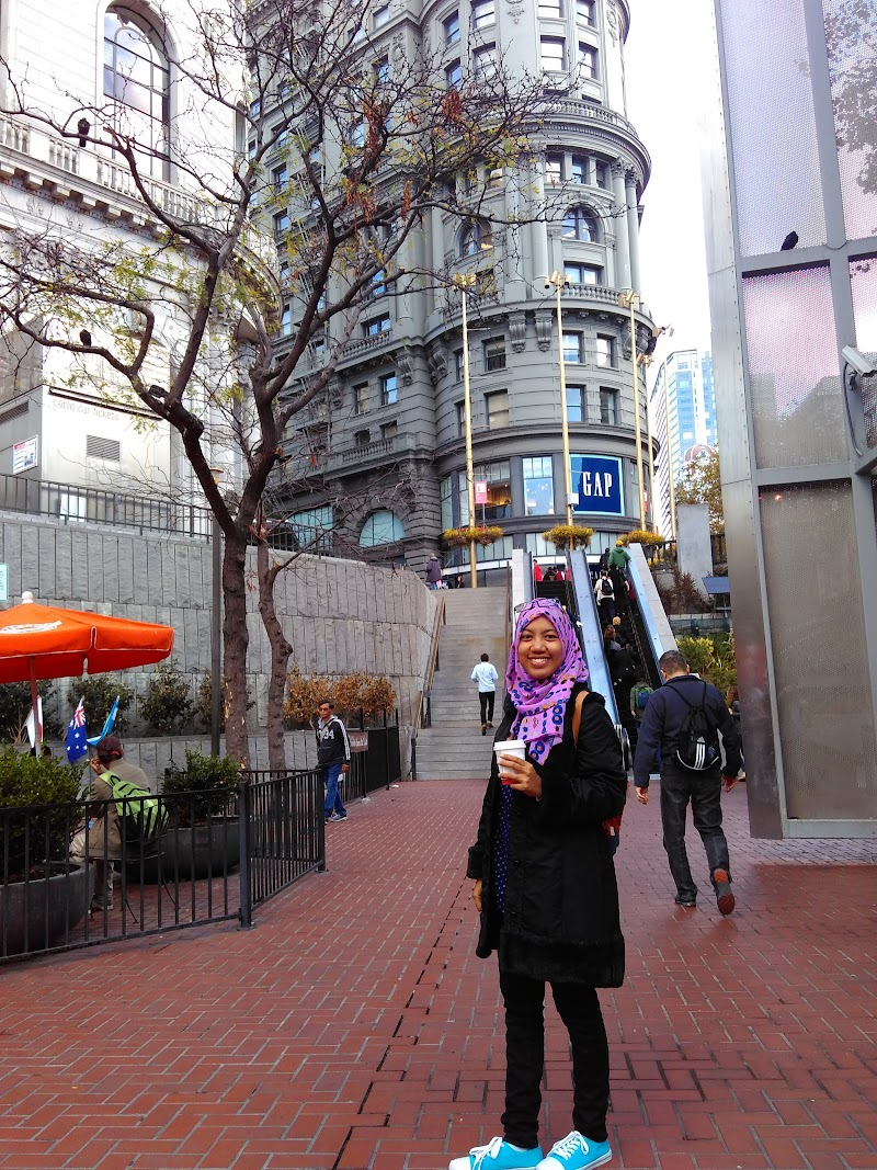 Autumn in San Francisco – Menyusuri China Town dan Union Square