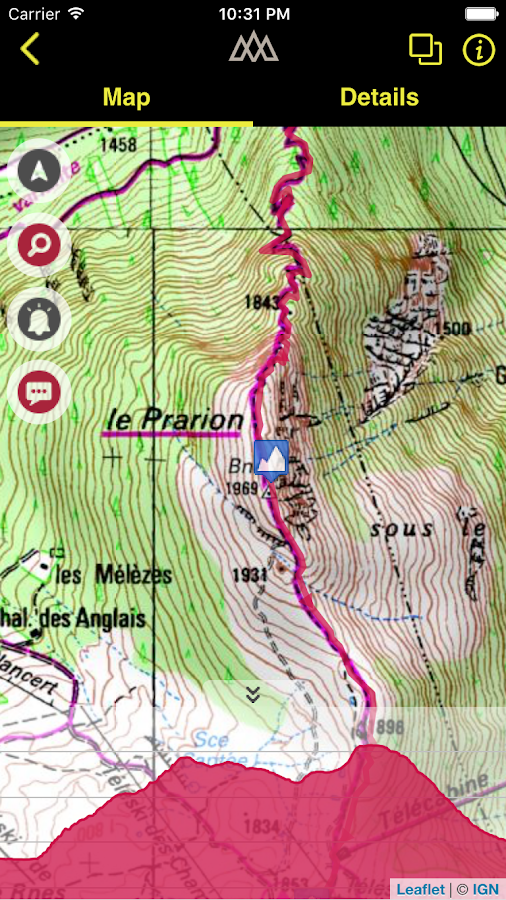 Vallée du Trail- screenshot