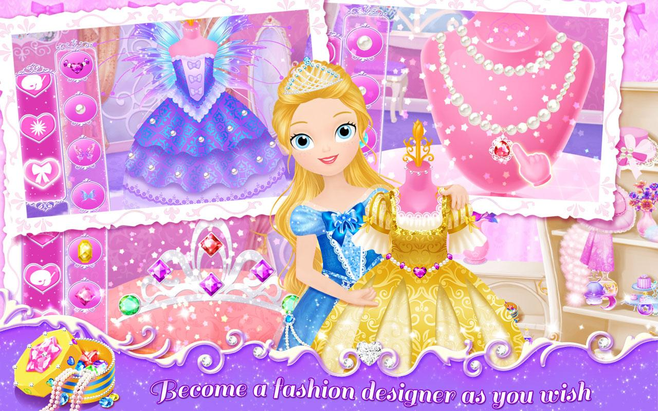 Princess Libby: Dream School- screenshot