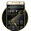 Black Luxury Theme for Huawei APK