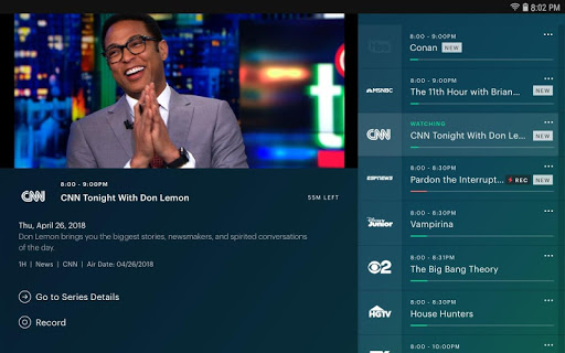 Hulu for Android TV screenshot 2