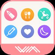 育ログ かんたん!赤ちゃんの育児記録無料アプリでらくらく子育て!