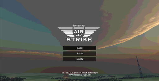 Air Battle Flight Combat