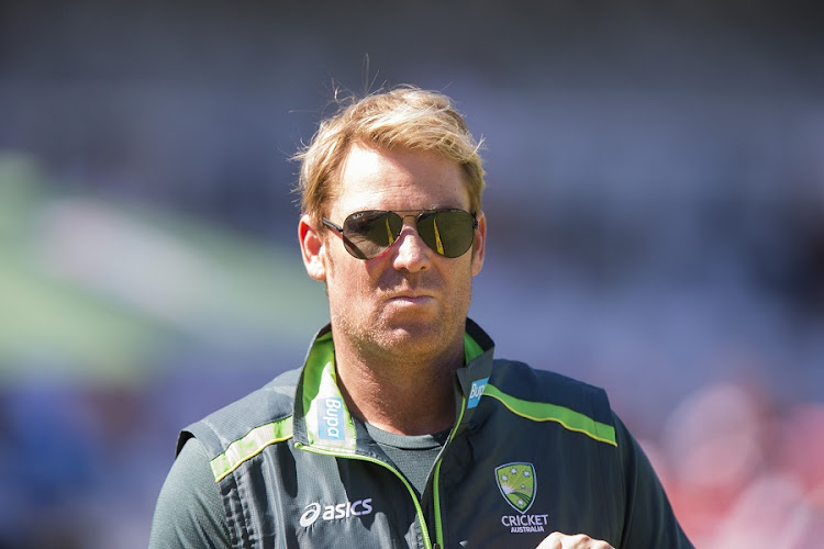 Shane Warne. Picture: GALLO IMAGES / MANUS VAN DYK