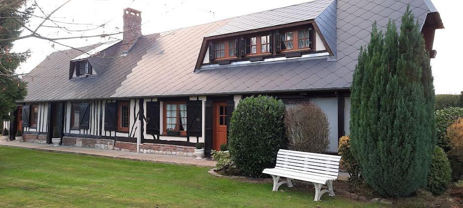 Vente maison 6 pièces 140 m² à Bourg-Achard (27310), 327 000 €