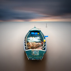 Loneliness by Hugo Borges - Landscapes Waterscapes