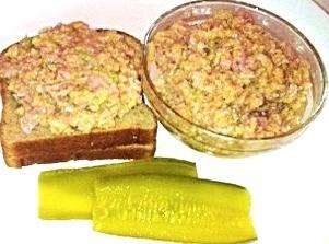 Nor's Low Fat Deviled Ham Spread Recipe