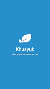App Khusyuk APK for Windows Phone