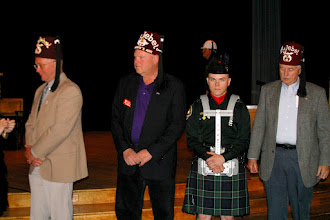 Photo: About to receive their Jewel of El Jebel (1st pin---500 points)  ????,  Randy Harrison, Jeremy Kmett, & ????