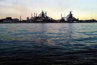 Photo: JFEスチール東日本製鉄所 京浜地区 JFE Steel Corporation, East Japan Works, Keihin area.