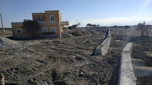 Zona de las obras aún paradas para la ampliación del paseo marítimo de la capital almeriense