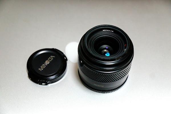 Minolta AF 28mm F2.8