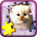 Cute Cats Jigsaw Puzzle icon
