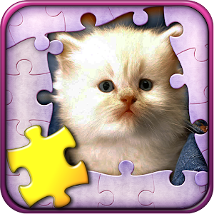 Cute Cats Jigsaw Puzzle for PC and MAC