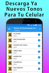 tonos para celular cristianos