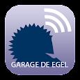Garage de Egel Track & Trace