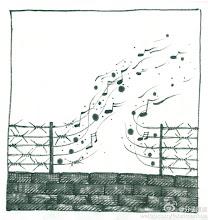 Photo: 分子漫画:春天到来时
