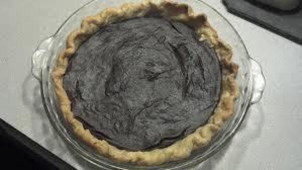 Vinegar Pie Recipe
