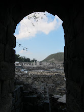 Photo: View of the Cardo