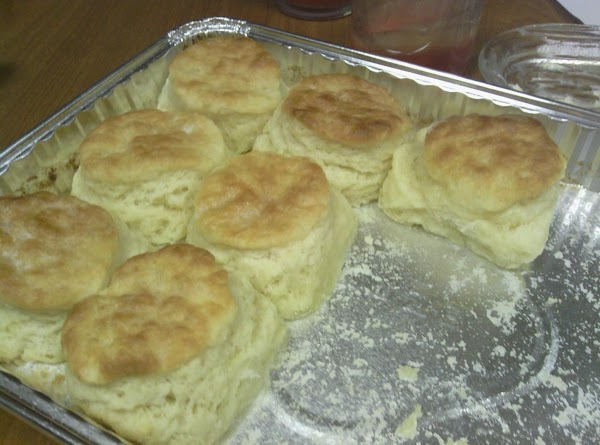 Second Batch of Biscuits.