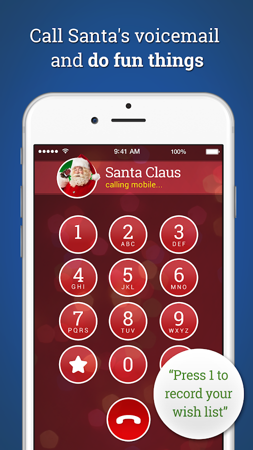 A Call From Santa!- screenshot