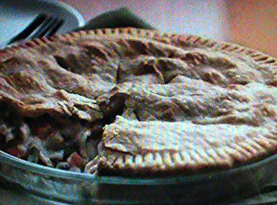 This Best Chicken Pot Pie Is Famous In Small Town Michigan.