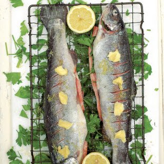 Grilled Sea Trout Recipes.